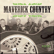 Maverick Country (CD)
