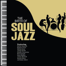Birth Of Soul Jazz (CD)