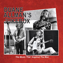 Duane Allman's Jukebox (CD)