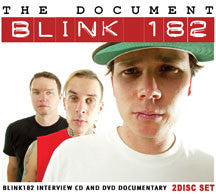 Blink 182 - The Document (CD/DVD)