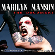 Marilyn Manson - The Document (CD)