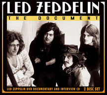 Led Zeppelin - The Document Unauthorized (CD/DVD)