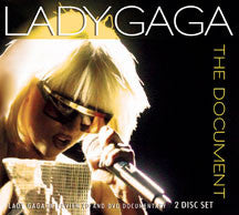 Lady Gaga - The Document (CD/DVD)