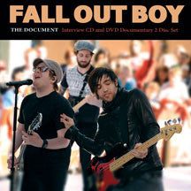 Fall Out Boy - The Document (CD/DVD)