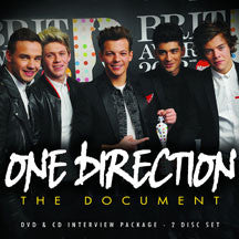 One Direction - The Document (CD/DVD)