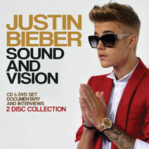 Justin Bieber - Sound And Vision (CD/DVD)