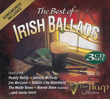 Best Of Irish Ballads (CD)