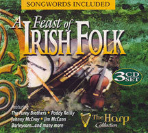 Feast Of Irish Folk, A (CD)
