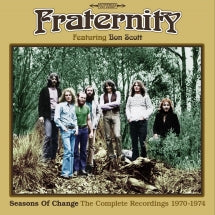 Fraternity - Seasons Of Change: The Complete Recordings 1970-1974 (CD)