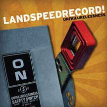 Landspeedrecord! - Unfailurelessness (CD)