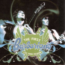 First Barbarians - The First Barbarians - Live From Kilburn (CD/DVD)