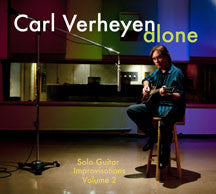 Carl Verheyen - Alone (CD)