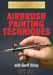 Geoff Illsley - Airbrush Painting Techniques (DVD)