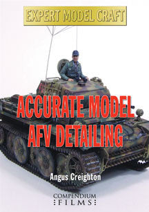 Angus Creighton - Accurate Model Afv Detailing (DVD)