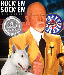 Don Cherry - Hard Hitting Hockey 25 (BLU-RAY)