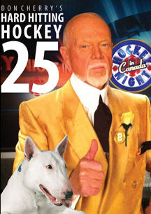 Don Cherry - Hard Hitting Hockey 25 (DVD)