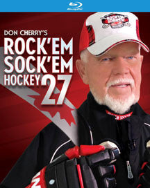 Don Cherry Rock 'em Sock 'em Hockey 27 (BLU-RAY)