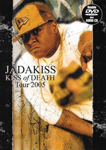 Jadakiss - Kiss Of Death Tour 2005 PAL DVD/CD (DVD/CD)