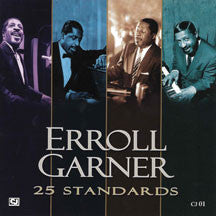 Erroll Garner - 25 Standards (CD)