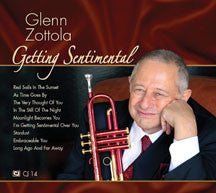 Glenn Zottola - Getting Sentimental (CD)