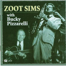 Zoot Sims - Zoot Sims With Bucky Pizzarelli (CD)