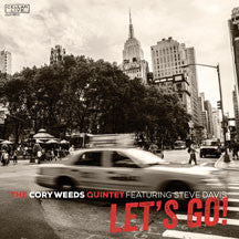 Cory Weeds & Steve Davis - Let's Go (CD)
