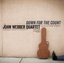 John Webber - Down For the Count (CD)