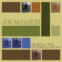 Jon McCaslin - Sunalta (CD)