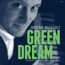 Jeremy Manasia - Green Dream (CD)