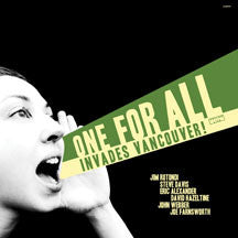 One For All - Invades Vancouver (CD)
