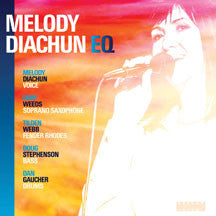 Melody Diachun Group - Eq (CD)