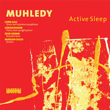 Muhledy - Active Sleep (CD)