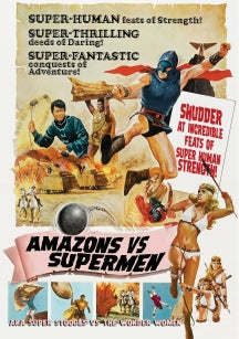Amazons Vs Supermen (DVD)