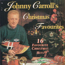 Johnny Carroll - Christmas Favourites (CD)