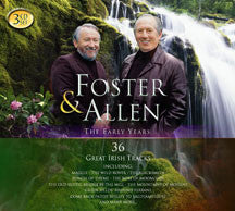 Foster & Allen - The Early Years (CD)