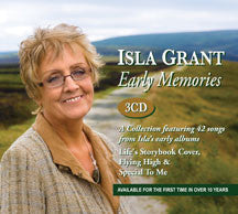 Isla Grant - Early Memories (CD)