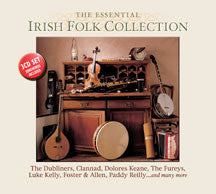 Essential Irish Folk Collection (CD)