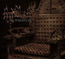 Handful Of Hate - To Perdition (CD)