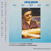 Cecil Taylor - Fly! Fly! Fly! Fly! Fly! (CD)