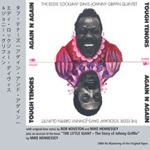 Eddie Lockjaw Davis & (Quintet With Johnny Griffin) - Tough Tenors Again 'n' Again (CD)