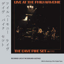 Dave Pike Set - Live At The Philharmonie (CD)
