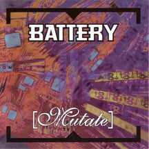 Battery - Mutate (CD)