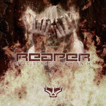 Reaper - Hell Starts With An H (CD)