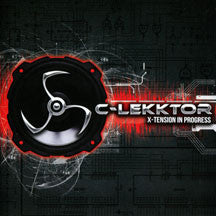 C-lekktor - X-tension In Progress (CD)