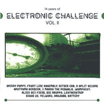 14 Years Of Electronic Chall (CD)