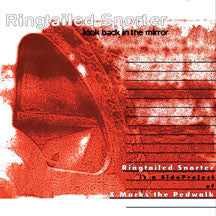 Ringtailed Snorter - Look Back In The Mirror (CD)