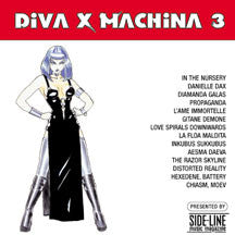 Diva X Machina V.3 (CD)