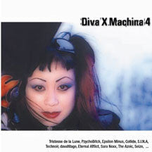 Diva X Machina 4 (CD)
