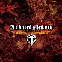 Distorted Memory - Burning Heaven (CD)