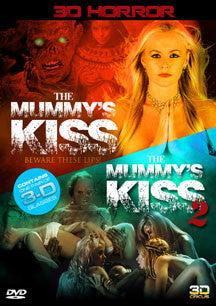 Mummy's Kiss/Mummy's Kiss: 2nd Dynasty (3D Horror Collection) (DVD)